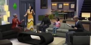 Официальная дата релиза The Sims 4 будет объявлена 10 июня!