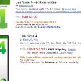The Sims 4 выйдет в сентябре?