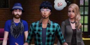 The Sims 4: Запись с конференции EA на E3