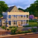 The Sims 4: улучшенное освещение благодаря модели затенения Ambient occlusion