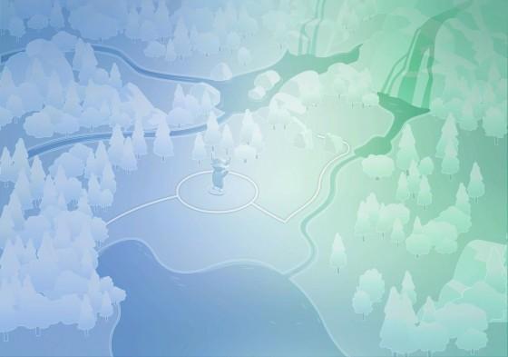 The Sims 4: «В поход!» - Грэнит Фолз