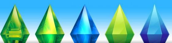 Концепт-арты The Sims 4 как онлайн игры #1