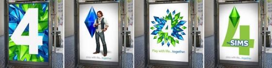 Концепт-арты The Sims 4 как онлайн игры #2