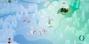 The Sims 4 «В Поход!»: как открыть секретный участок и найти отшельника