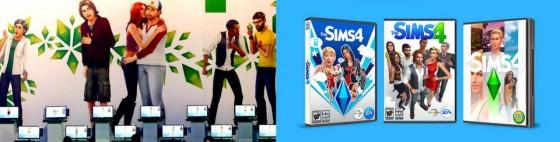 Концепт-арты The Sims 4 как онлайн игры #3