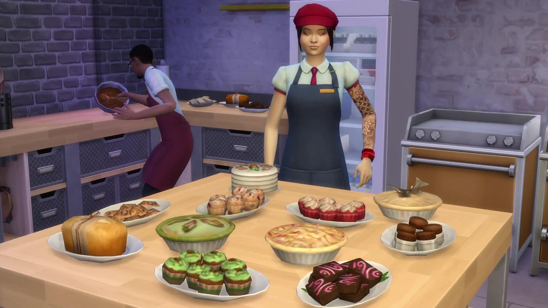 Sims 3 рецепты как приготовить куриную печень - 042c7