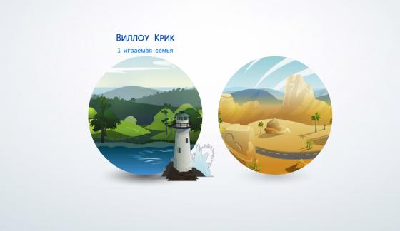 новый экран выбора городка симс 4