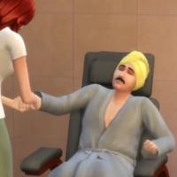 The Sims 4 «День спа» - Тизер нового набора