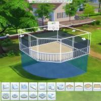 The Sims 4: Как создать комнаты с изогнутыми стеклянными окнами