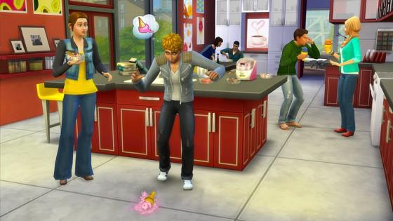 The Sims 4 Классная кухня