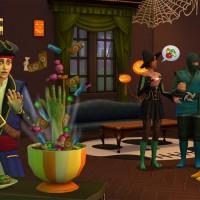 the sims 4 жуткие вещи аннонсированы