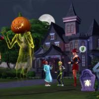 the sims 4 жуткие вещи первые скриншоты