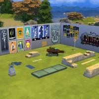 The Sims 4 «Веселимся вместе!» — 40 новых скриншотов из режима покупки/строительства