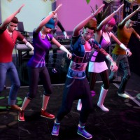 The Sims 4 «Веселимся вместе!» — танцевальный навык