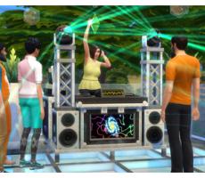 The Sims 4 «Веселимся вместе!» — Обучение