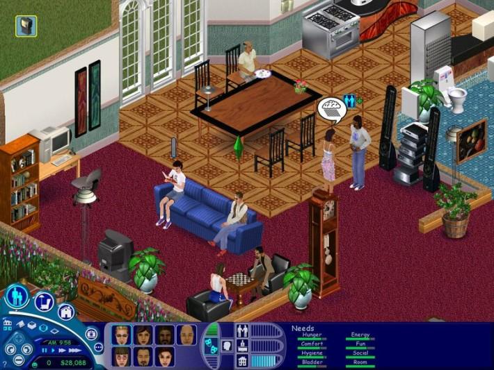 The Sims ?ndir