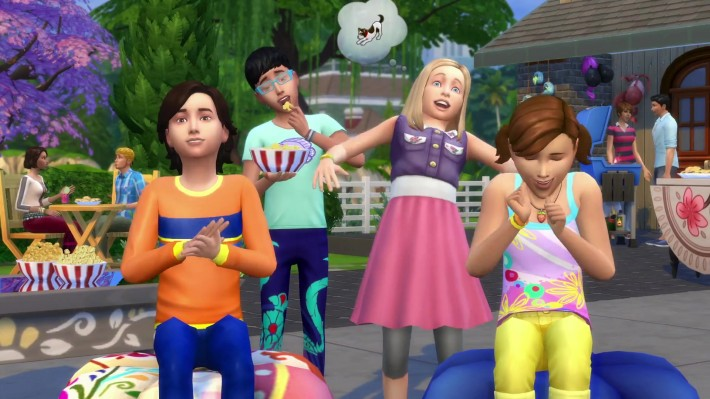 The-Sims-4-Movie-Hangout-Stuff-Official-Trailer-0342