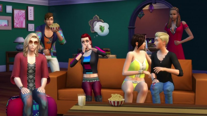 The-Sims-4-Movie-Hangout-Stuff-Official-Trailer-0373