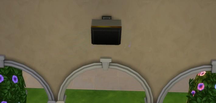 the sims 4 романтический сад новая музыкальная станция