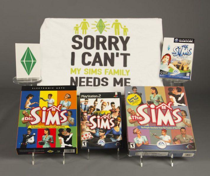 The Sims включена в Зал славы видеоигр