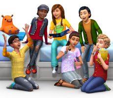 """Обзор каталога The Sims 4 """"Детская комната"""""""