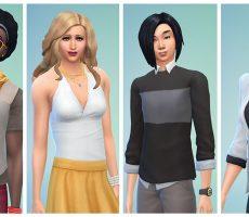 The Sims 4 расширяет возможности гендерных настроек
