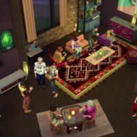 The Sims 4 «Жизнь в городе» — официальные участки и семьи