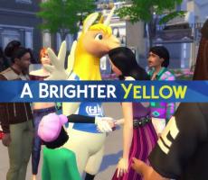 The Sims 4 «Жизнь в городе» — предвыборная кампания