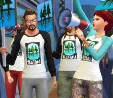 ГАЙД: Карьера «Политика» в The Sims 4 Жизнь в городе