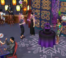 Улыбочку! В The Sims 4 Городская жизнь Фестиваль юмора и розыгрышей