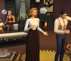 Классический стиль в «The Sims 4 Гламурный винтаж — Каталог»