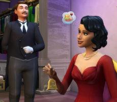 Факты о The Sims 4 «Гламурный винтаж»