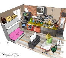 The Sims 4: Появление стиральных машин изначально было запланировано в «Жизни в городе»?