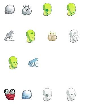 Иконки связанные с вампирами, которые были найдены в файлах игры