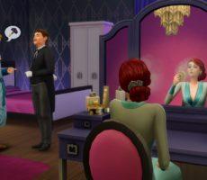 Время гламура! Каталог The Sims 4 «Гламурный винтаж» уже вышел