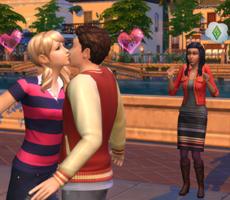 The Sims 4: Неделя тройного усиления отношений уже скоро!
