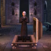 Знакомьтесь, Влад — первый вампир в Форготн Холлоу