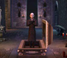 Розыгрыш игрового набора «Вампиры»