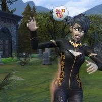 Получите сверхъестественные способности с игровым набором «The Sims 4 Вампиры»