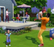 Интервью о малышах с Сарой Холдинг, ведущим продюсером The Sims 4