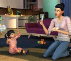 Большая радость для самых маленьких: малыши теперь в The Sims 4!