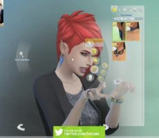 Обзор трансляции «The Sims 4 Вампиры» от 20 января