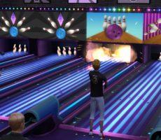 Обзор каталога «The Sims 4: Вечер боулинга»