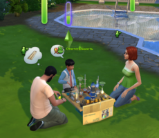 Коды для «The Sims 4: Родители»