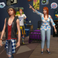 Список наказаний в «The Sims 4 Родители»