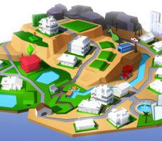 Новые концепт-арты The Sims 4 от Эмили Зейнер