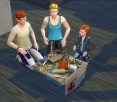 Обзор «The Sims 4: Родители»