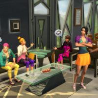 Новый мини-трейлер каталога «The Sims 4 Фитнес»