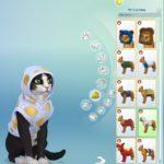 Игровой процесс создания питомца в «The Sims 4: Кошки и собаки»