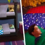 Продюсер каталогов о добавлении в игру двухъярусных кроватей и спальных мешков